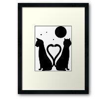 Love & Friendship Framed Print
