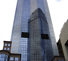 Glass Tower by Robyn Williams