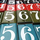UH, 5, 6, 7, 8 by Arlene Zapata