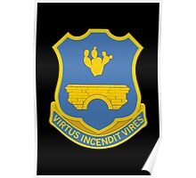 120th Infantry Regiment (United States) Poster