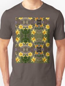 Daffodils and Spring Fabrics T-Shirt