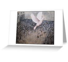 Letter to heaven  Greeting Card