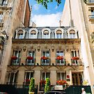 Paris architecture by Melissa Fiene