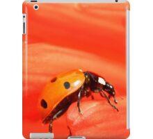 Red hot iPad Case/Skin