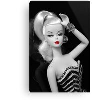 vintage silkstone Barbie Canvas Print