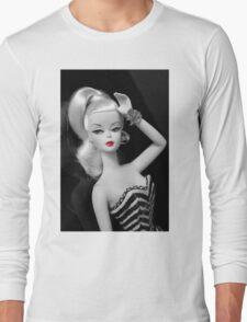 vintage silkstone Barbie Long Sleeve T-Shirt