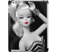 vintage silkstone Barbie iPad Case/Skin