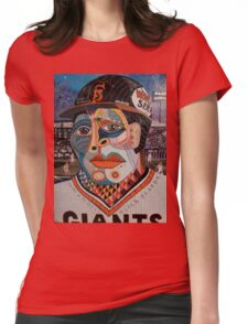 A San Francisco First Womens Fitted T-Shirt