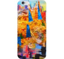 The Spires of St Patrick's Cathedral Melbourne iPhone Case/Skin