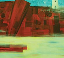 Lighthouse by Karen Foley