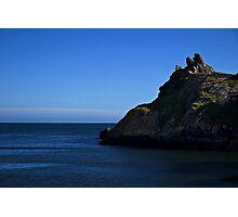 Peak Rock Photographic Print