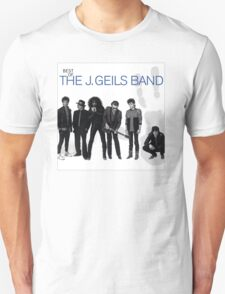 Best of The J. Geils Band Tour 2015 T-Shirt