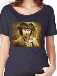 Sexy Poldark in Cornwall Women's Relaxed Fit T-Shirt