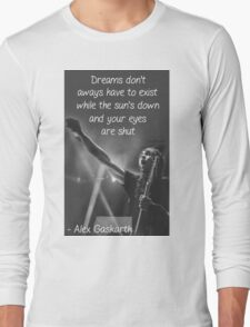 awg qoute Long Sleeve T-Shirt
