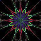 Christmas Colors by BingoStar
