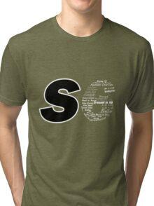 Castle S6 Tri-blend T-Shirt