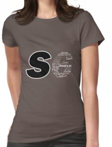 Castle S6 Womens Fitted T-Shirt