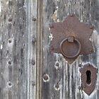 Church Door Detail by exvista