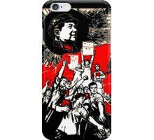 China Propaganda - Red Book iPhone Case/Skin