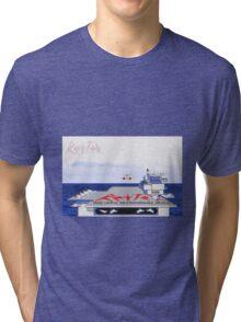 RetTek - HMS Behemoth Tri-blend T-Shirt