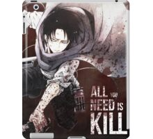 All You Need Is Kill iPad Case/Skin