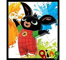 Bing Bunny Photographic Print