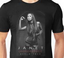 JANET UNBREAKABLE WORLD TOUR 2015 Unisex T-Shirt