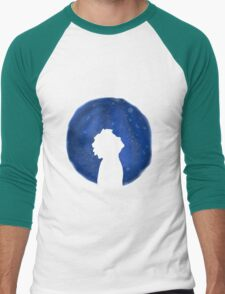It's a Small World Men's Baseball ¾ T-Shirt