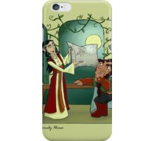 The Hobbit - Last Homely House iPhone Case/Skin