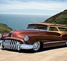 1950 Buick Woody Custom Wagon by DaveKoontz