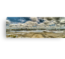 Barangaroo Panorama Canvas Print