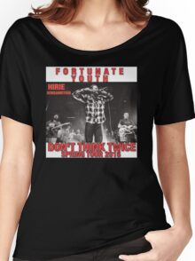 FORTUNATE YOUT TOUR 2015 Women's Relaxed Fit T-Shirt