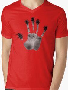90059 (Light Edition) Mens V-Neck T-Shirt