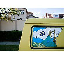 Dr.Seuss Van Photographic Print
