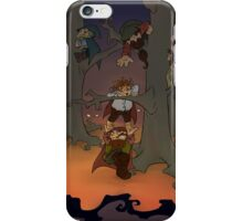 The Hobbit - Wargs and Dwarves iPhone Case/Skin