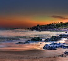 Short Point Sunrise by raymac