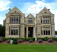 Gothic Revival for the Royal Engineers by TonyCrehan