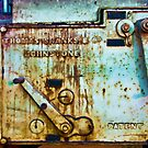 Thomas Shanks & His Tank - Cockatoo Island - Sydney by Bryan Freeman