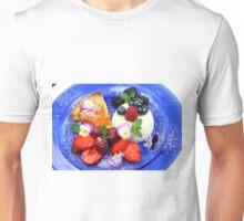 Fruits and Mousse Unisex T-Shirt