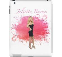 Juliette Barnes / Nashville  iPad Case/Skin