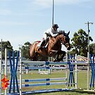 ACS Show Jumping by Sharon Robertson