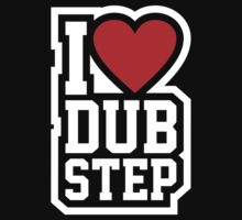 Love of Dubstep Kids Clothes