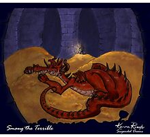 The Hobbit - Smaug the Terrible Photographic Print