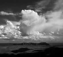 Cloud Swirl by PeterDamo