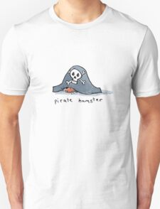 Pirate Hamster T-Shirt