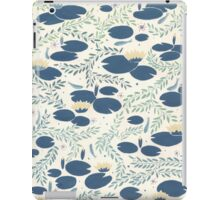 waterlilies iPad Case/Skin