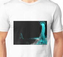 Alone in the pipes Unisex T-Shirt