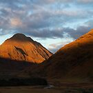 Glen Etive by Martin76