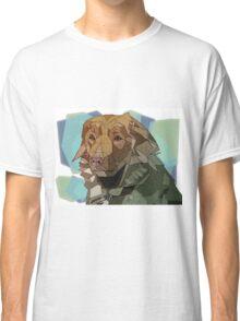 Nova Scotia Geometric Classic T-Shirt