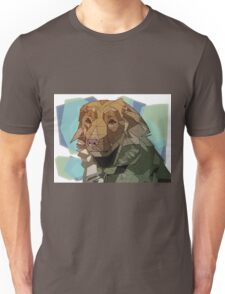 Nova Scotia Geometric Unisex T-Shirt